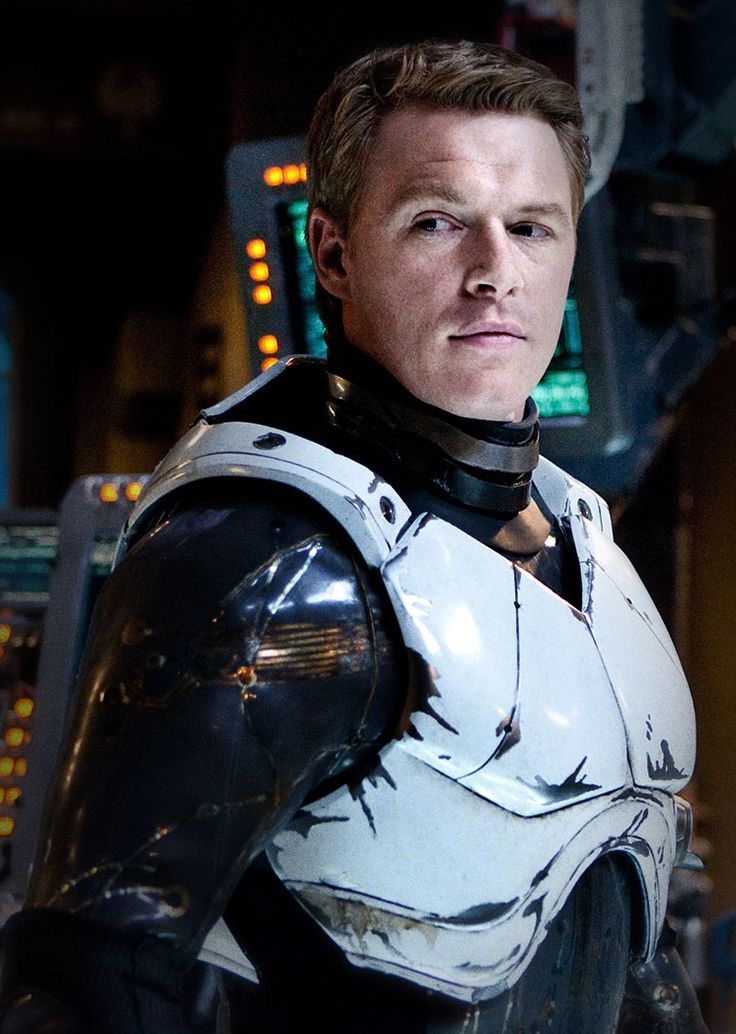 Yancy Becket from Pacific Rim (With images) Becket