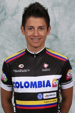 Esteban Chaves en el Team Colombia
