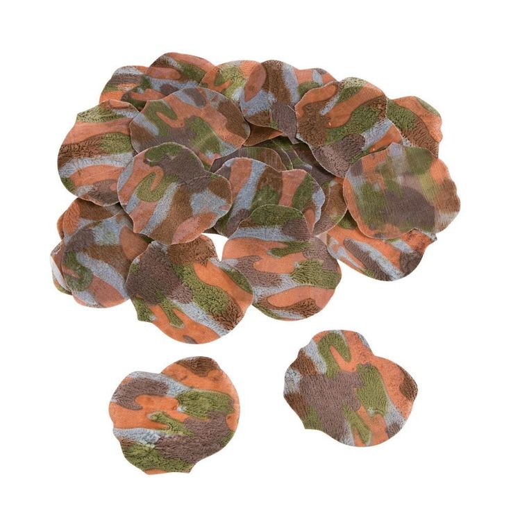Camouflage Rose Petals