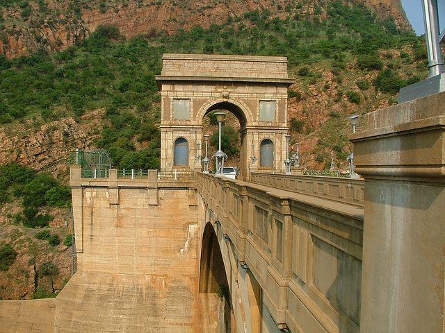 Dam at Hartbeespoort