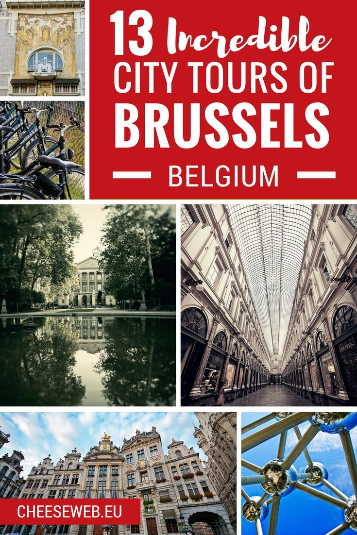 Things to do in Brussels Belgium: The 13 Best Brussels City Tours