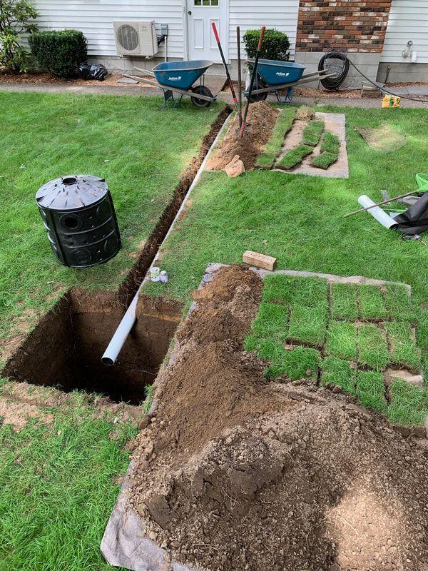Sump Pump Installation Repair Backup And Drainage Albany Schenectady Ny Fazio Waterproofing En In 2020 Underground Drainage Sump Pump Sump Pump Installation