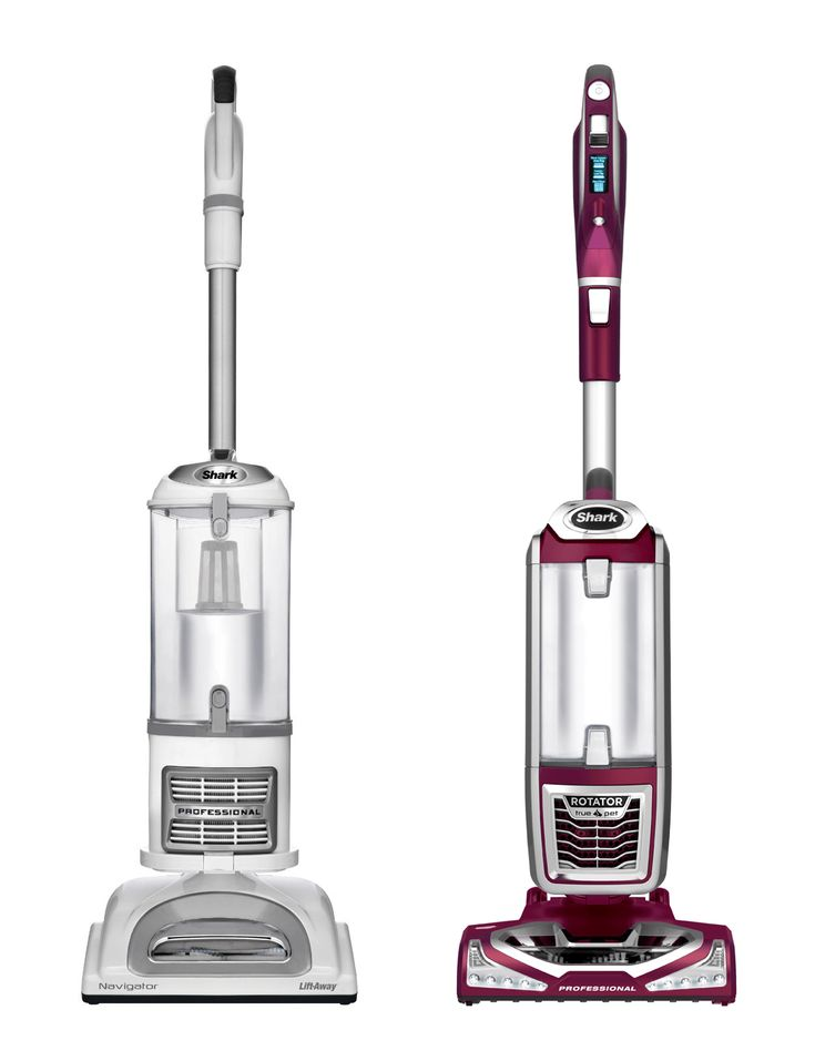 If you can't decide between 2 of the best Shark vacuum cleaners, the Rotator and the Navigator, you should read my comparison article.