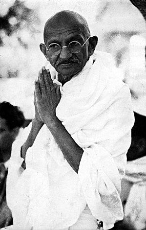 """""""You must learn to be still in the midst of activity and to be vibrantly alive in repose."""" - Gandhi"""