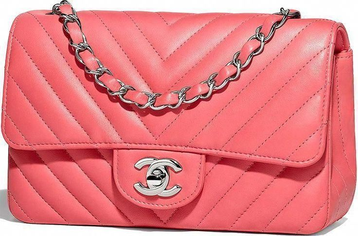 Chanel-Spring-Summer-2018 #Chanelhandbags #purses2018summer #purses2018spring #p… – Handbags 2018