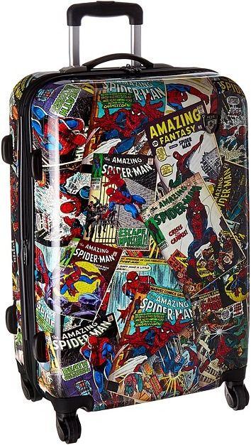 Heys America - Marvel Spider-Man Adult 26 Spinner Luggage