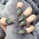 Furry Nails- Latest Nail Art Trend