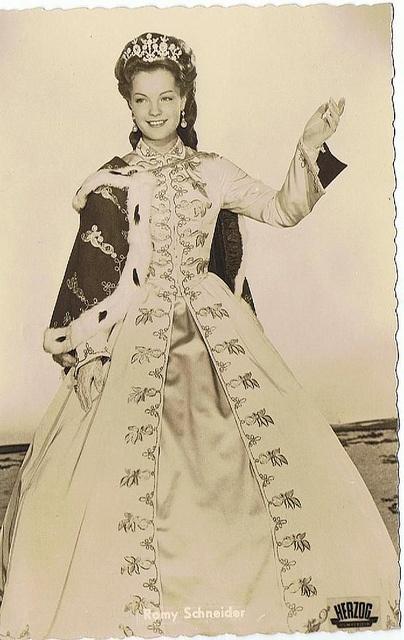 Romy Schneider as Sissi (2, 1956)