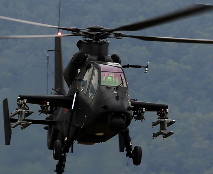 Chinas light attack helicopter: Harbin Z 19 (57 HQ Photos)