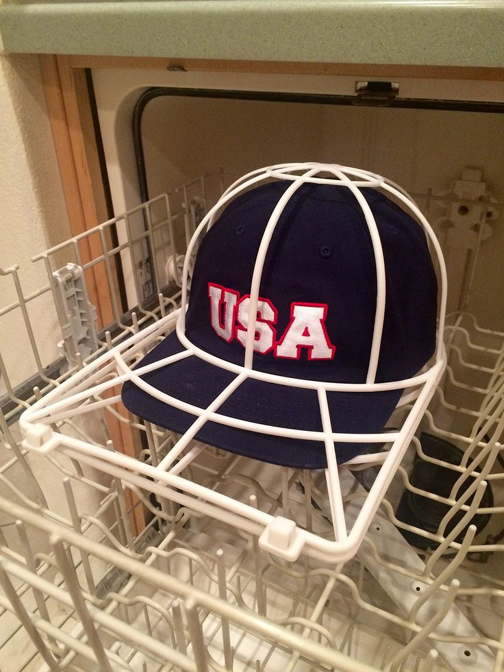 17 best ideas about baseball cap rack on