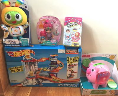 Toy Deals for Charity: Toy Deals in the mail November 11, 2016