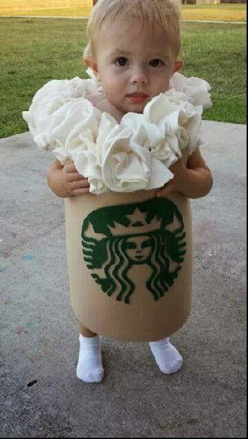 Bellyitch: Post-#Halloween: Cutest Creative Baby costume roundu. @Starbucks Loves #Starbucks