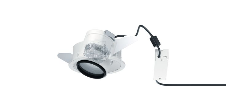 ERCO - Finding luminaires - Recessed spotlights, recessed floodlights and recessed wallwashers - Starpoint