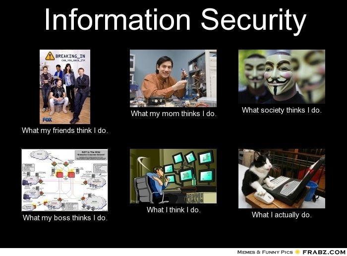 Online Information Security Degree