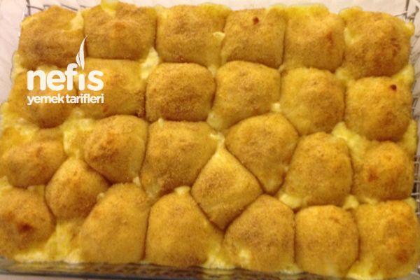 Firinda Patates Toplari
