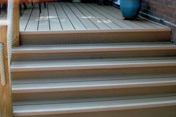 The 25 best ideas about composite decking uk on pinterest for Evergrain decking reviews