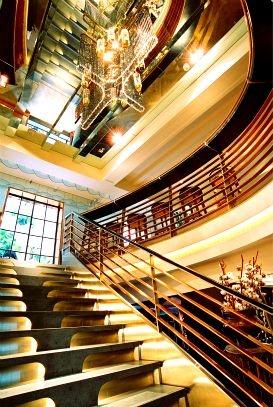 Kee Club stair