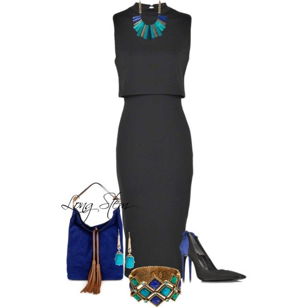 5/21/15 by longstem on Polyvore featuring polyvore fashion style Boohoo Loriblu Marni Oscar de la Renta Kenneth Cole