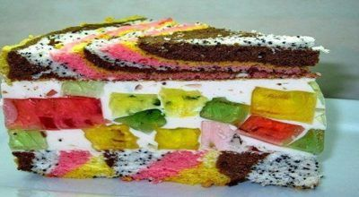 Очень вкусный и нежный торт «Цыганская тропа»