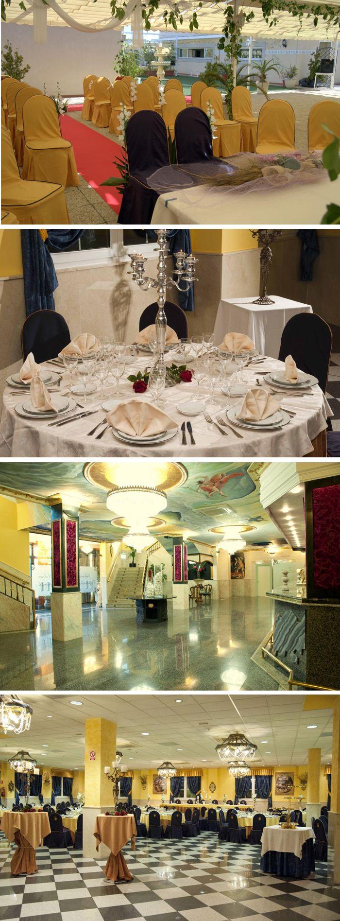 Restaurante Salones Emperador - Madrid - Restaurantes para Bodas