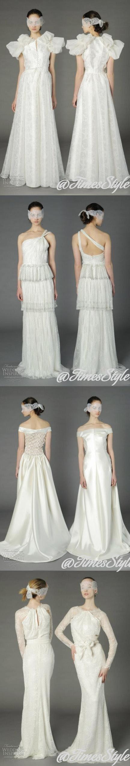 Douglas Hannant 2013 chun xia series gown~~~