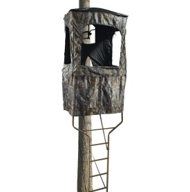 Field Amp Stream Outpost 2 Person Elite Ladder Stand Dick