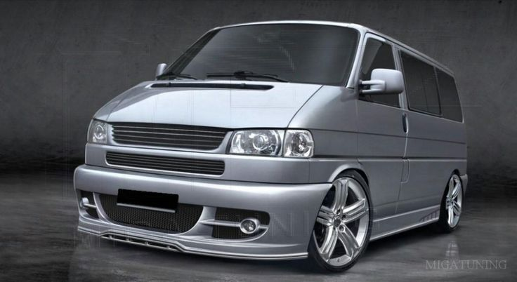 MigaStyling · VW T4 Body kit S-Style (FSTHSTSS-VWT4-1-S)