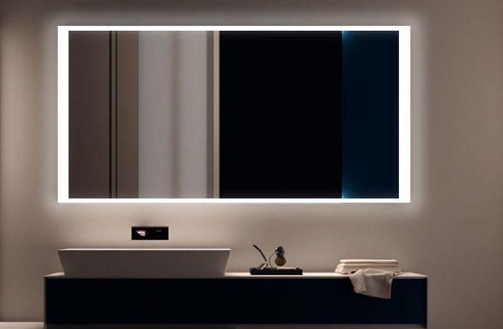 LED BAD SPIEGEL Badezimmerspiegel Badspiegel Wandspiegel Warmweiß S150 | Möbel & Wohnen, Badzubehör & -textilien, Spiegel | eBay!