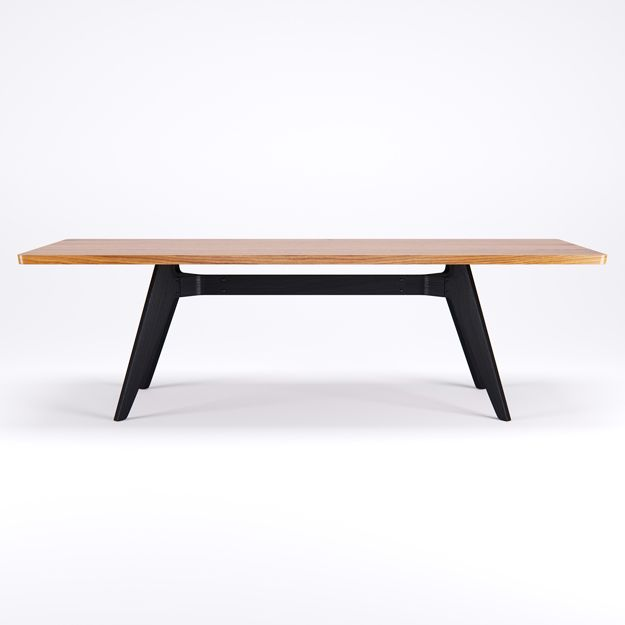 LAVITTA TABLE 240 CM OAK
