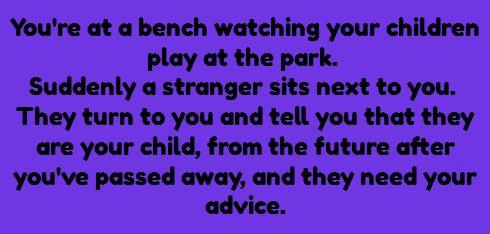 Parental guidance.