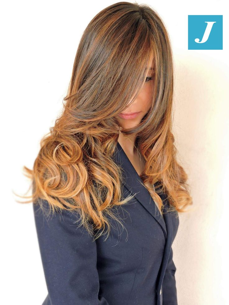 Nessun limite alla bellezza _ Degradé Joelle e Taglio Punte Aria #cdj #degradejoelle #tagliopuntearia #degradé #igers #musthave #hair #hairstyle #haircolour #longhair #ootd #hairfashion #madeinitaly #wellastudionyc