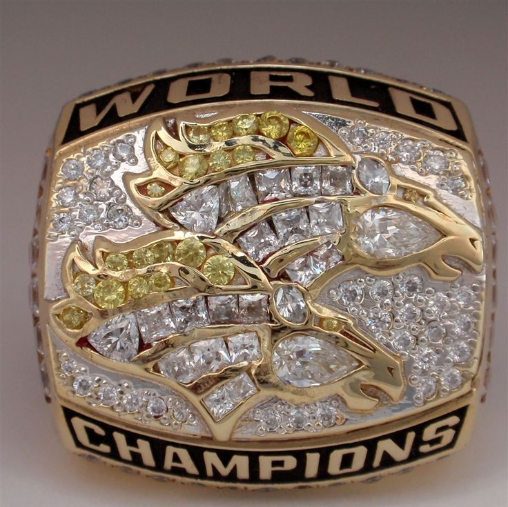 1998 Denver Broncos Super Bowl XXXIII Champions