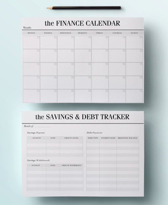 Get organised in style with this modern printable finance planner. This planning kit will fulfil all your budget planning needs and give you the tools to easily keep track of your money for many years to come, whilst remaining beautifully designed with its minimalist design.  ════════════════ Features: ════════════════  • Number of unique pages included: 7 • Size: A4, which can be re-sized to US Letter in your print settings (See links below for more sizes) • Printing guidelines included…