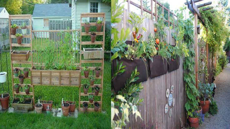 Inspiring and Creative Vertical Gardening Ideas|Small Garden Ideas
