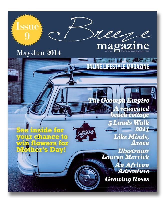 Breeze Magazine Central Coast online and free to read!