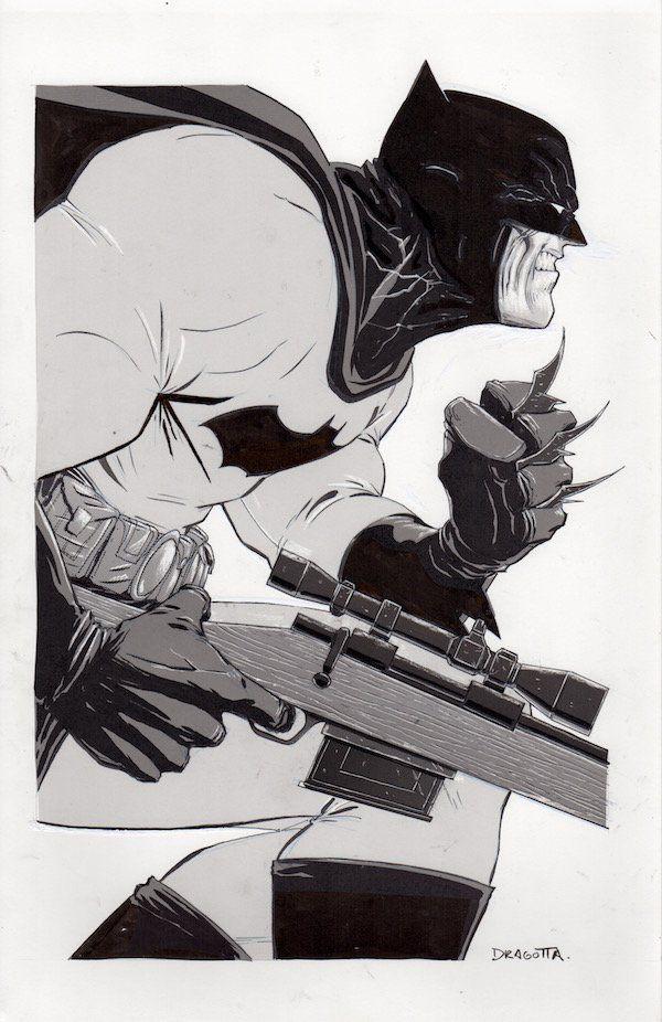 The Batman by Nick Dragotta