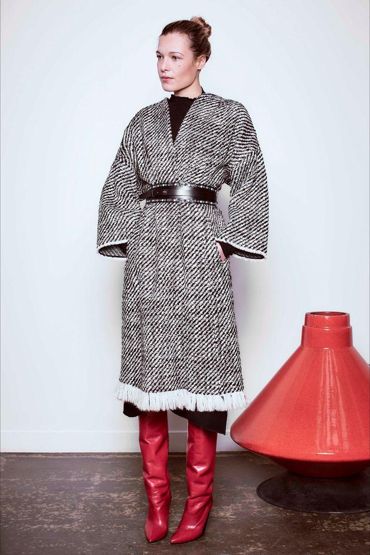 Sfilata Isabel Marant Parigi - Pre-Collezioni Autunno-Inverno 2016-17 - Vogue
