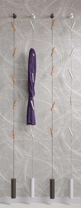 D-TEC Rapunzel Wand- oder Deckengarderobe - 1001stuhl.de, 90 Euro