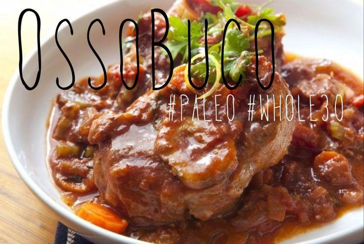 RECIPE : ossobucco #paleo #whole30  http://martinetrinder.com/ossobuco/