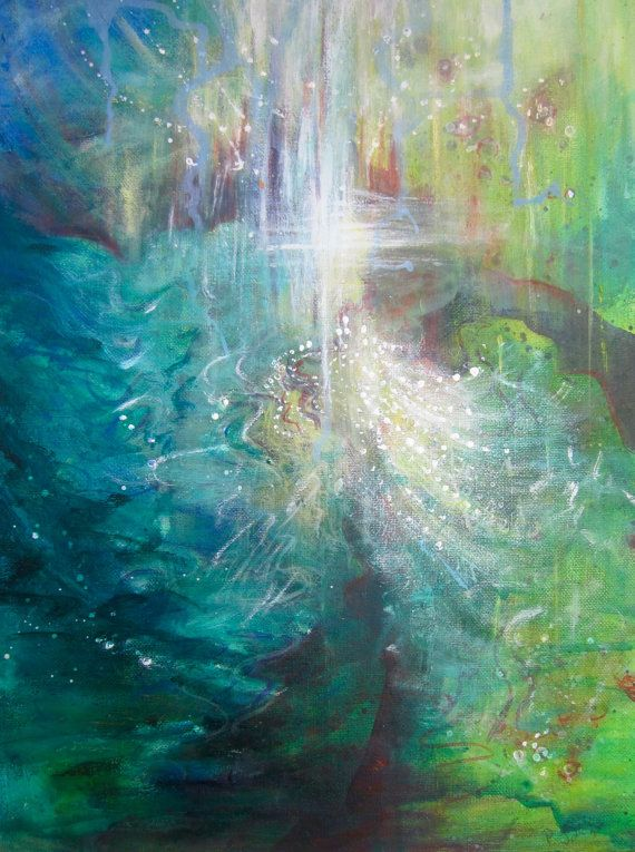 Reign of Light by PaulineJollow on Etsy