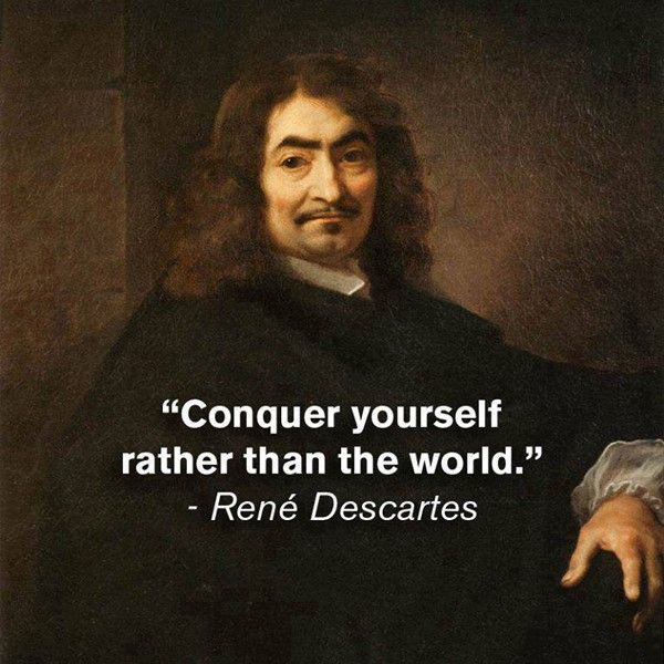 Descartes' Life and Works