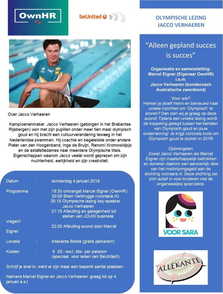 Alleen gepland succes is succes –… http://www.bitterballenborrel.nl/alleen-gepland-succes-is-succes-olympische-lezing-jacco-verhaeren/