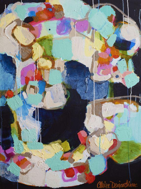 "Saatchi Online Artist: Claire Desjardins; Acrylic, 2012, Painting ""Permission"": Emergency Artists, Artists Claire, Artists Include, Paintings Permiss, Abstract Art, Saatchi Online, Online Artists, Claire Desjardin, Desjardin Profile"