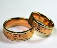 Vestuviniai žiedai, Wedding rings, Обручальные кольца