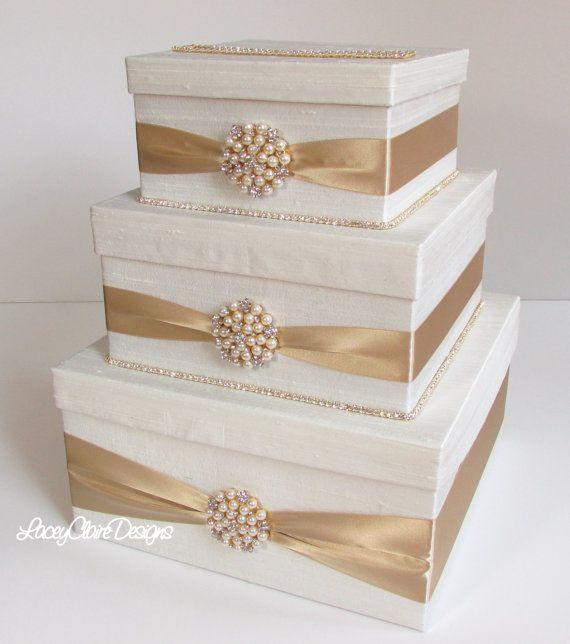 22 Creative Wedding Card Box Ideas Reception Pinterest Cards And