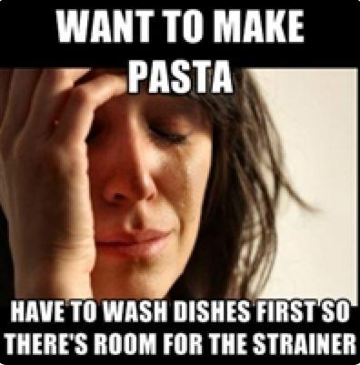 Pasta Problems