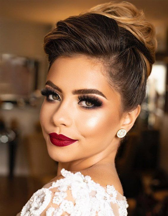 Pinterest Spriya9 Hair Styles Makeup Looks Hair Makeup