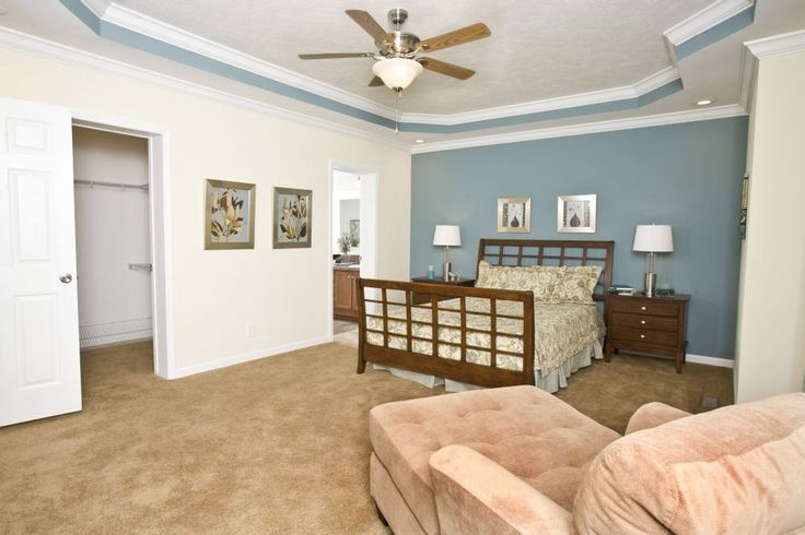 Awesome Tray Ceiling  paint the tray the same as the