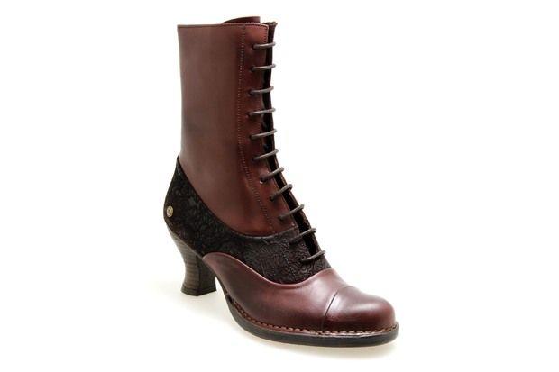 Bottines NEOSENS 816 Chocolat - Chaussures femme
