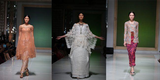 Vemale.com - Akhir-akhir ini, sebagai upaya dalam membentuk identitas bangsa sendiri, banyak desainer-desainer Indonesia yang mengangkat unsur-unsur tradisional ke dalam karya-karyanya.